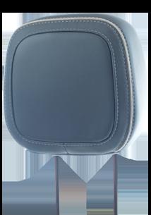 Rear Fold Headrest